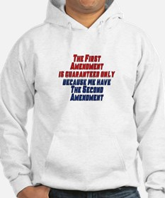 2nd Amendment Gun Hoodie