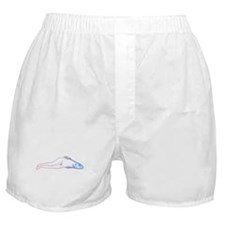 Reverse Mermaid Boxer Shorts