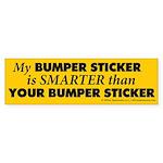 Office Opossums Smart Bumper Sticker