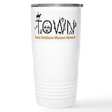 Cute Network Travel Mug