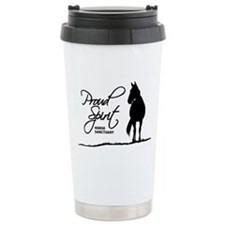 Proud Spirit Sanctuary Horses Travel Mug