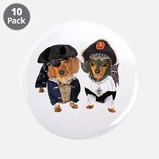 """2 Pirates 3.5"""" Button (10 pack)"""