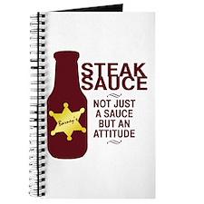 Steak Sauce Journal