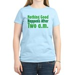 Nothing Good Women's Light T-Shirt