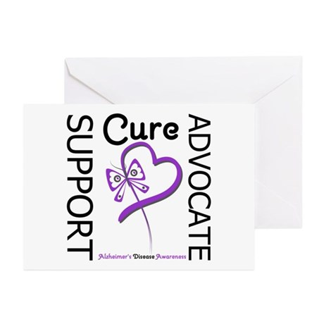 Alzheimer's Support_Advocate Greeting Cards (Pk of