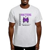 Alzheimer Mens Light T-shirts