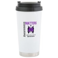 Alzheimer's AwarenessMatters Travel Mug