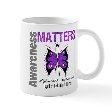 Alzheimer's AwarenessMatters Mug