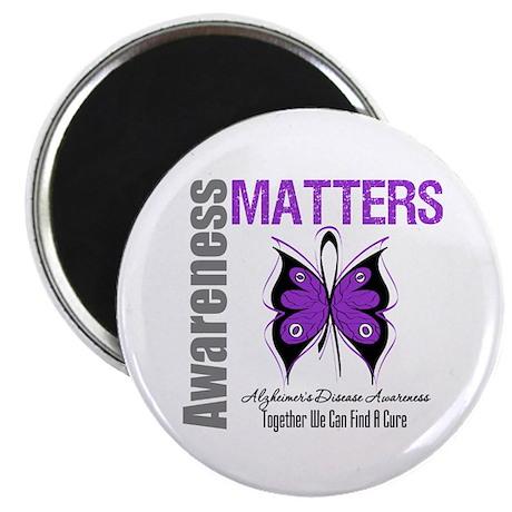 Alzheimer's AwarenessMatters Magnet