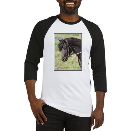Horse Lovers Baseball Jersey