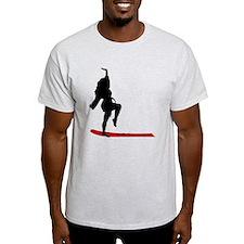 Unique Shaolin weapons T-Shirt