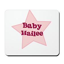 Baby Hailee Mousepad
