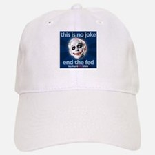 Ron Paul - No Joke End the Fe Baseball Baseball Cap