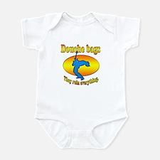 Douche Bags Infant Bodysuit