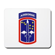 172nd Infantry (Airborne) Mousepad