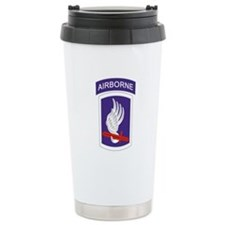 173rd Airborne Travel Mug