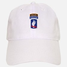 173rd ABN with Recon Tab Baseball Baseball Cap