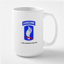 173rd Airborne Brigade Mug