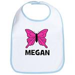 Butterfly - Megan Bib