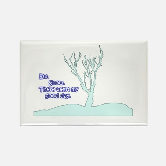 Cute Twilight sayings Rectangle Magnet