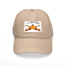 Armor Branch Insignia U.S. Ar Baseball Cap