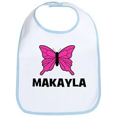 Butterfly - Makayla Bib