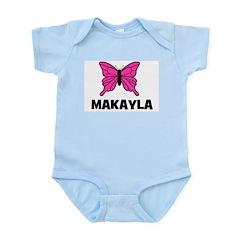 Butterfly - Makayla Infant Creeper