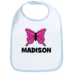 Butterfly - Madison Bib