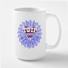 Thank God I'm Forgiven Large Mug