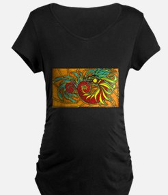 Funny 2012 mayan prophecy T-Shirt