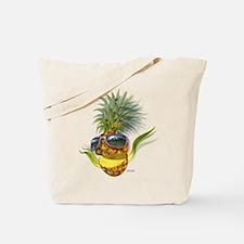pineapple pineapples Tote Bag