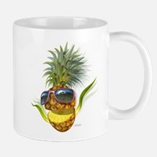 pineapple pineapples Mug