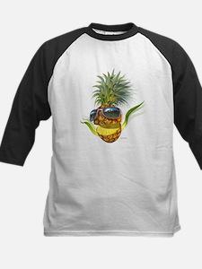 pineapple pineapples Kids Baseball Jersey