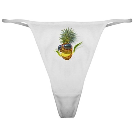 pineapple pineapples Classic Thong