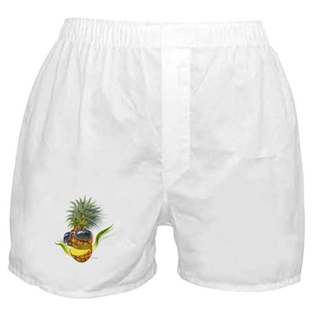 pineapple pineapples Boxer Shorts