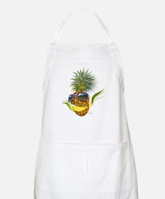 pineapple pineapples BBQ Apron