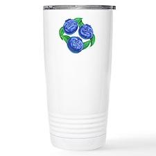 blueberries blueberry Travel Mug