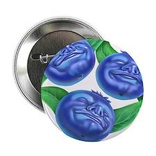 "blueberries blueberry 2.25"" Button"