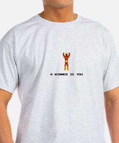 A Winner Is You Great Puma T-Shirt