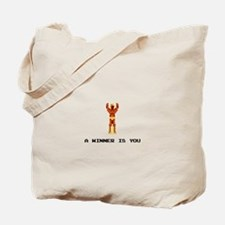 A Winner Is You Great Puma Tote Bag