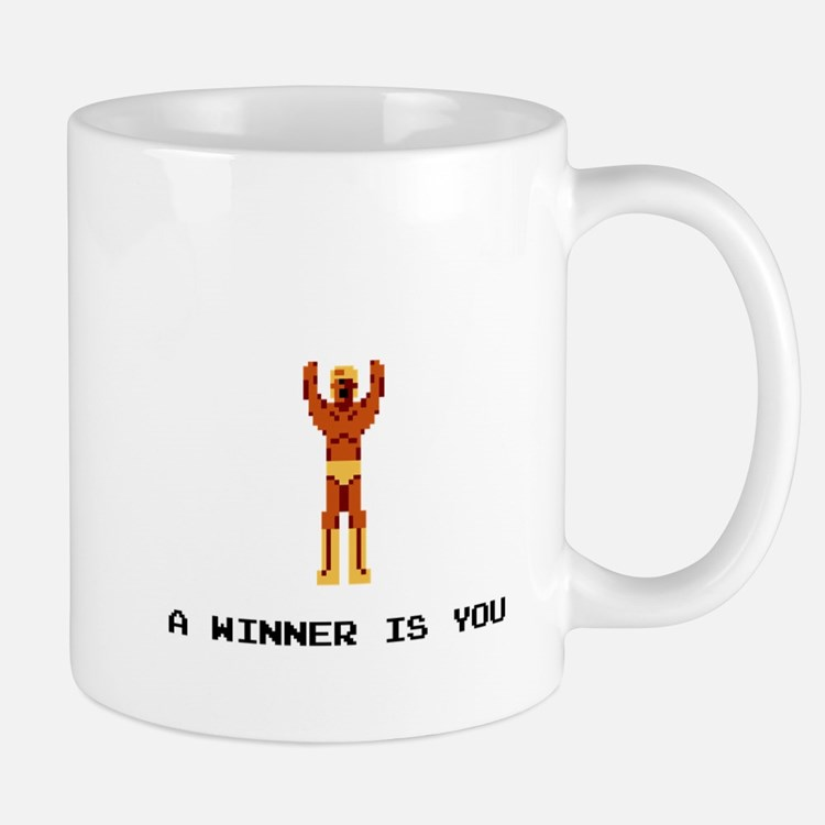 A Winner Is You Great Puma Mug