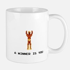 A Winner Is You Great Puma Small Small Mug