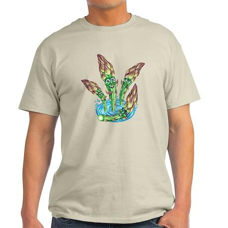 asparagus Light T-Shirt