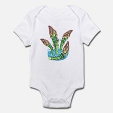 asparagus Infant Bodysuit