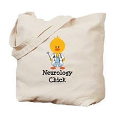 Neurology Chick Tote Bag