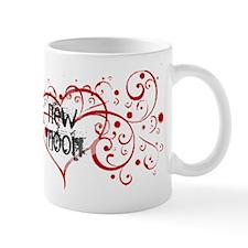 New Moon Heart Mug