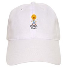 Dentist Chick Baseball Cap