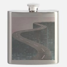 Unique Funk Flask