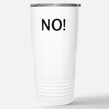 No Sex for You! Travel Mug
