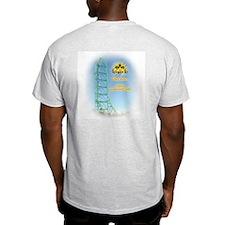 XC Kingda Ka Ash Grey T-Shirt